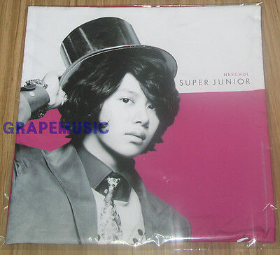 Super Junior Mr.simple Heechul Official Cushion Cover Case