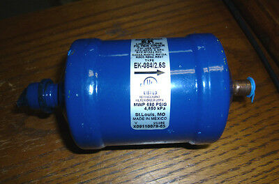 Emerson Liquid Line Filter Drier # EK-084/2.5S NEW Surplus Lot of 5