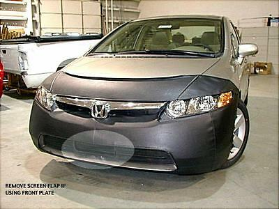 Lebra Front End Mask Cover Bra Fits HONDA CIVIC SEDAN & Hybrid 2006-2008