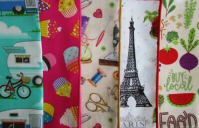 Ladies Handkerchief Quality Robust Cotton Fabric  Choose From Assorted Designs