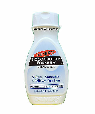 PALMERS COCOA BUTTER LOTION FORMULA WITH VTAMIN E 250ml