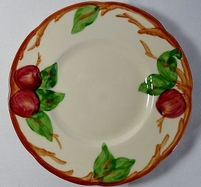Franciscan Apple-Made in the US Bread and Butter Plate(s)