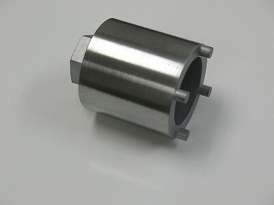 Axle Nut Wheel Bearing Tool-Geo Tracker (USA) Similar To J-37763