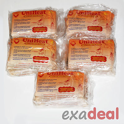 50 UniHeat 40 Hour Shipping Warmer Heat Pack Reptile Plant Insect Egg Fish Chick