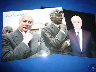 KEN FOLLETT signed Original Autogramm In Person 20x25