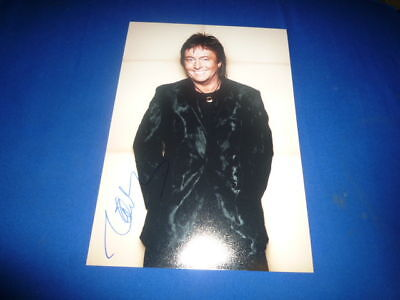 CHRIS NORMAN signed Autogramm 20x30 In Person