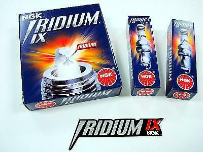 6 bougies racing NGK IRIDIUM BKR6EIX BMW 3 Coupé E36 320 i 150ch