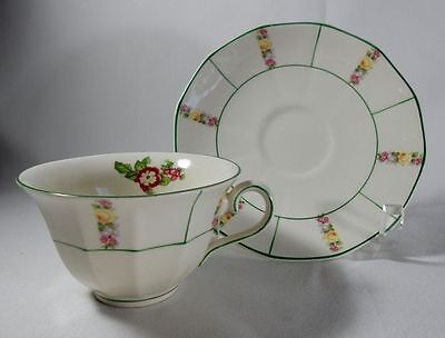 Myott Maytime Cup(s) and Saucer(s)