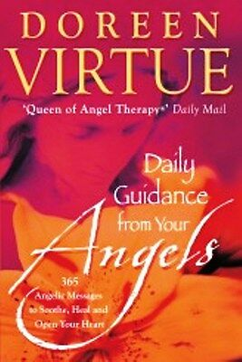 Daily Guidance From Your Angels by Doreen Virtue NEW
