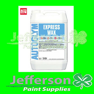 Autoglym Express Wax 5L Polish Car Care