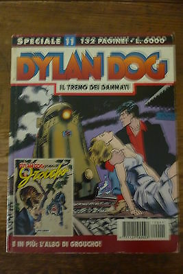 Dylan Dog Speciale N 11 --   Ottimo