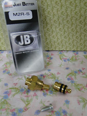 JB Gauge Set, Manifold Parts,*M2 Series Manifolds