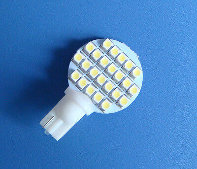 10x T10 194 168 921 W5W Bulb Lamp 24-1210SMD LED,White #Y