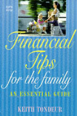 Financial Tips For The Family.