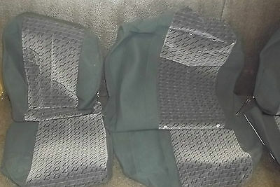 !+OEM MAZDA Full Interior Seat Covers w/o Head Rest Covers
