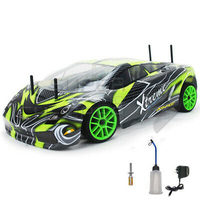 New HSP SONIC 1/10 RC Nitro Car On-Road Racing 94102