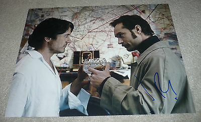 Actor Robert Downey Jr Signed Sherlock Holmes 2 11X14 Photo W/Coa Iron Man B