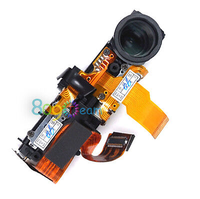 Lens Zoom Unit Replacement Repair Parts For Kodak V610 With CCD Sensor New