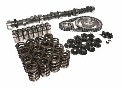 Pontiac 350 389 400 428 455 Falcon Ultimate Cam/+Lifters+Springs+Gaskets 224/236