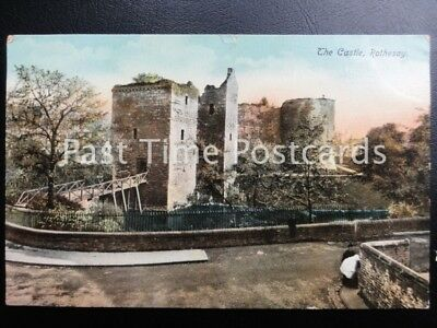 c1919 - The Castle, Rothersay