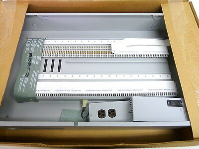NEW!!! Landis & Gyr 545-142A  BackPlane and Door Cover