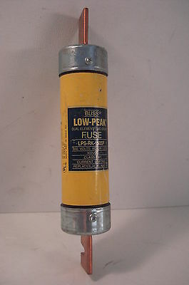 Used Cooper Bussmann Low Peak Lps-Rk-150Sp Fuse Used