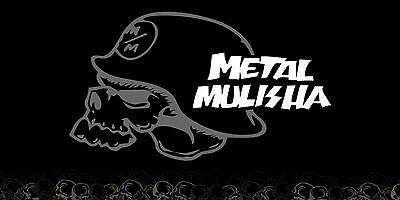 METAL MULISHA BANNER #3, Flag Sign Motocross Dirtbike Moto Wall Art