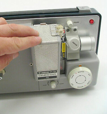 Canon Projector P-8 & S-2 Belt Set Motor & Take up Reel Belt With Instructions