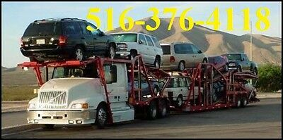 Auto Transport Vehicle Shipping 20 % Off  call 516-554-9191