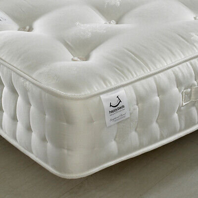 Signature Gold 1800 Pocket Sprung Orthopaedic Medium Firm Mattress 6 UK Sizes