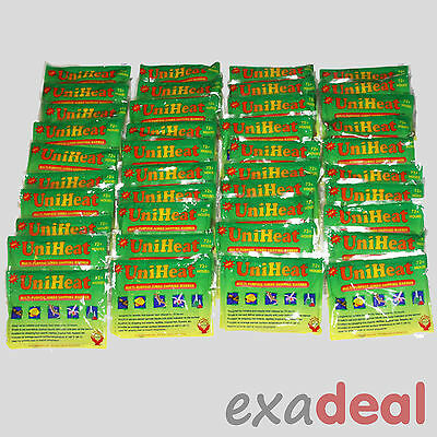 40 UniHeat 72 Hour Shipping Warmer Heat Pack Reptile Plant Insect Egg Fish Chick