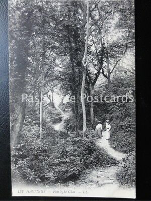 c1905 - Hasting - The Fairlight Glen - LL.