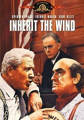 INHERIT THE WIND CLV NTSC LASERDISC Spencer Tracy, Fredric March and Gene Kelly