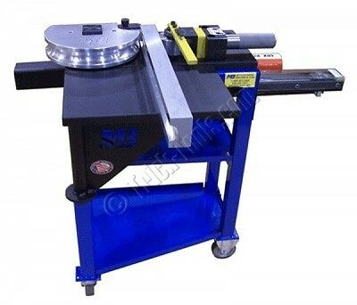 Mittler Brothers 2500 Hydraulic Tube Pipe Bender Tubing