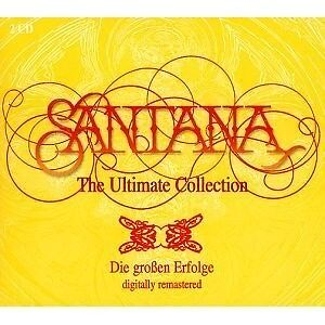 "Santana ""The Ultimate Collection"" 2 Cd ------ 39 Titel ------ Neuware"