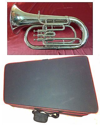 VALUABLE BRAND NEW TRISTAR Bb EUPHONIUM+CARE KIT + CASE