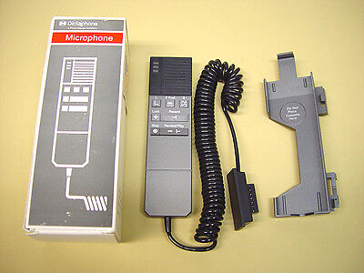 Dictaphone 860077 Recording Dictation Hand Microphone for Transcriber NEW