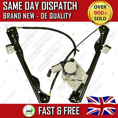 Ford Focus 1998 2005 Front Right Side Window Regulator With 2 Pin Motor 2 Doors