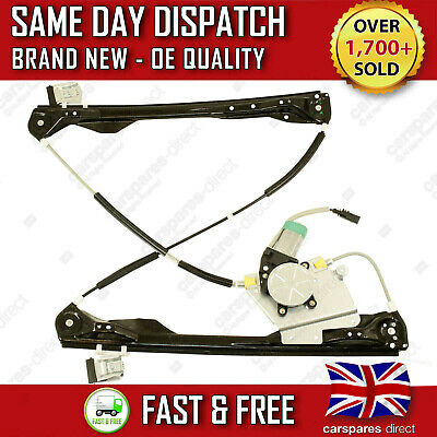 Ford Focus Mk1 1998 > 2005 Right Driver Side Window Regulator With Motor 4 Doors