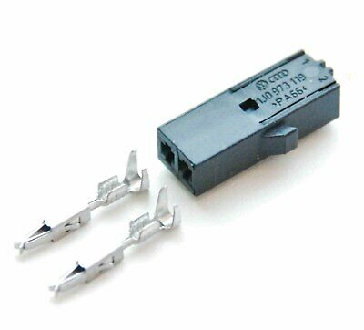 4 Way Blade Fuse Box 1 Positive Bus in LED WARNING APR ATC ATO 12v Volt One Bar