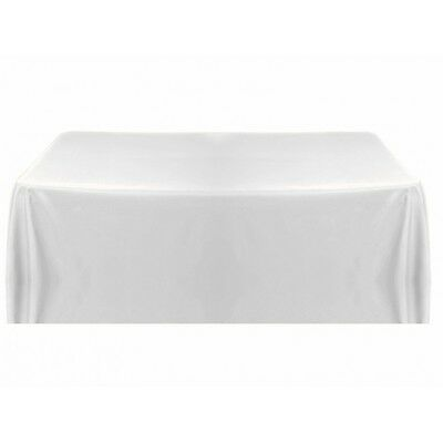 90 x 132 inch Rectangular Polyester Tablecloth