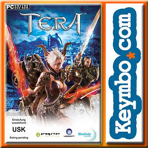TERA Online Standard Edition CD Key Code Serial CDKey Gamekey Download PC NEU