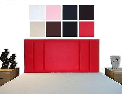 Mili Bed Headboard Single, Double, King Size, Super King All Colours All Sizes