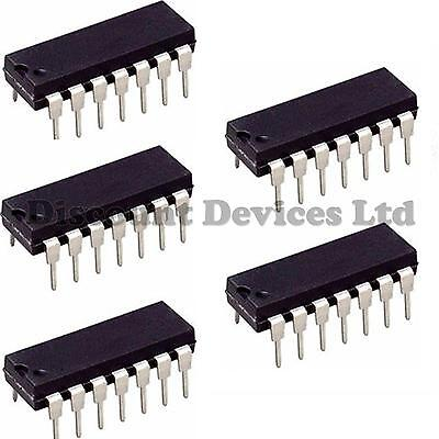 5x LM224/LM124/LM324/LM2902 General Purpose Quad Op/Operational Amp/Amplifier IC