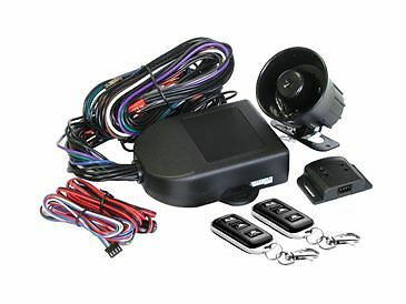 Mongoose M60S Car Alarm System + Turbo Timer and 2 Point Immobiliser 2015