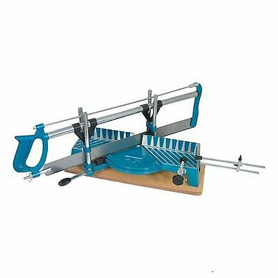 PRECISION MITRE SAW + 550mm SAW BLADE, WOOD PLASTIC METAL