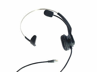 New T400 Headset Headphone For Toshiba DKT-3020SD, Strata CIX, DP5022-SD