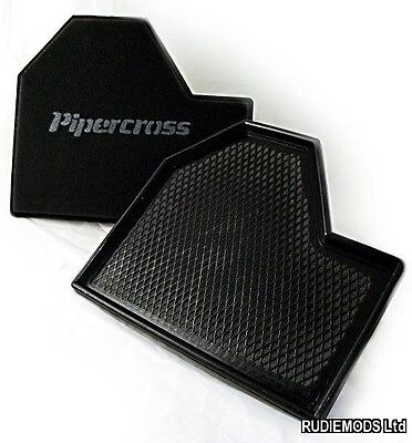 Pipercross PP1652 performance panel air filters 1 PAIR to fit BMW M5 V10 E60 E61