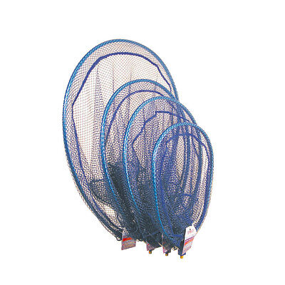 Bermuda Aluminium Oval Net Head S/M/L/Xl Koi Fish Pond Water Fishing  Landing