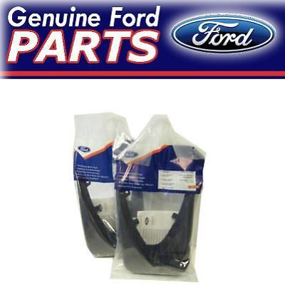 New Genuine Ford Focus MK2.5 2008-2011 Set of Front and Rear Mud Flaps / Guards